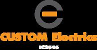Custom Electrics Logo 3white